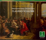 CLEMENTI - Scimone - Symphonie n°1 en do majeur WoO 32