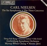 Intégrale des symphonies et concertos