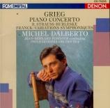 GRIEG - Dalberto - Concerto pour piano en la mineur op.16