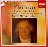 BEETHOVEN - Giulini - Symphonie n°7 op.92