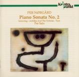 NØRGÅRD - Salo - Sonate n°2 op.20