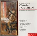 A la recherche de Charles Koechlin (Quelques archives... )