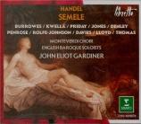 HAENDEL - Gardiner - Semele, oratorio HWV.58