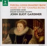 Musique pour les chapelles royales d'Angleterre