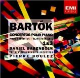 BARTOK - Barenboim - Concerto pour piano n°1 Sz.83 BB.91
