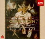WEBER - Conlon - Oberon (Arrangements de Mahler) Arrangements de Mahler