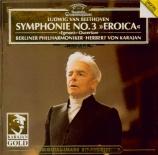BEETHOVEN - Karajan - Symphonie n°3 op.55 'Héroïque'