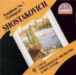 CHOSTAKOVITCH - Ancerl - Symphonie n°7 op.60 'Leningrad'