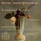 RAVEL - Queffélec - Le tombeau de Couperin, pour piano