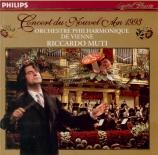 Concert du Nouvel An à Vienne 1993