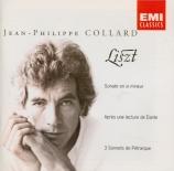 LISZT - Collard - Sonate en si mineur, pour piano S.178