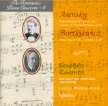 ARENSKY - Coombs - Concerto pour piano op.2