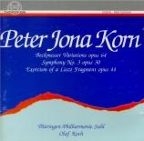KORN - Koch - Beckmesser-Variationen, op.64