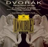 DVORAK - Ancerl - Requiem, pour soprano, contralto, ténor, basse, chœur