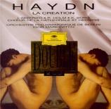 HAYDN - Markevitch - Die Schöpfung (La création), oratorio pour solistes