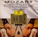 MOZART - Jochum - Requiem pour solistes, chœur et orchestre en ré mineur