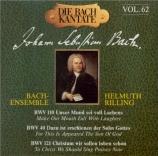 Cantatas Vol.62