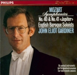MOZART - Gardiner - Symphonie n°40 en sol mineur K.550