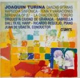 TURINA - De Udaeta - Danzas gitanas op.55