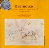 BEETHOVEN - Ax - Concerto pour piano n°5 op.73 'Empereur'