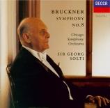 BRUCKNER - Solti - Symphonie n°8 en ut mineur WAB 108