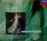 THOMAS - Bonynge - Hamlet