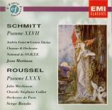 SCHMITT - Baudo - Psaume 47 op.38