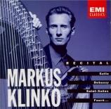Musique française pour Harpe