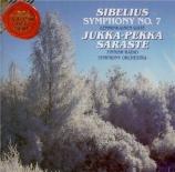 SIBELIUS - Saraste - Symphonie n°7 op.105