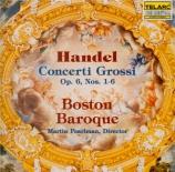 HAENDEL - Pearlman - Concerto grosso op.6 n°1 HWV319
