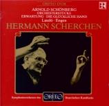SCHOENBERG - Scherchen - Fünf Orchesterstücke op.16