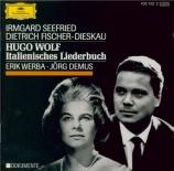 WOLF - Seefried - Italienisches Liederbuch, cycle de mélodies pour voix