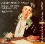 KRAUS - Malat - Concerto pour violon et orchestre VB.151
