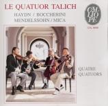 HAYDN - Talich Quartet - Quatuor à cordes n°74 en sol mineur op.74 n°3 H