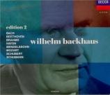 Wilhelm Backhaus Edition Vol.2