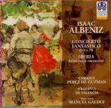 ALBENIZ - Galduf - Concerto pour piano n°1 op.78