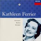 SCHUMANN - Ferrier - Frauenliebe und -Leben (L'amour et la vie d'une fem