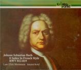 BACH - Mortensen - Six suites françaises BWV 812-817