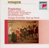 PRAETORIUS - Van Nevel - Magnificat per omnes versus super ut re mi fa s