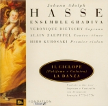HASSE - Dietschy - Il ciclope, cantate