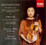 BEETHOVEN - Chung - Concerto pour violon en ré majeur op.61