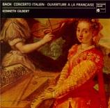 BACH - Gilbert - Concerto italien, pour clavier en fa majeur BWV.971