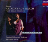 STRAUSS - Solti - Ariadne auf Naxos (Ariane à Naxos), opéra op.60