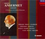 Ernest Ansermet Edition