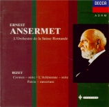 BIZET - Ansermet - Carmen Suite