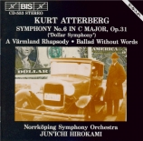 ATTERBERG - Hirokami - Symphonie n°6 op.31 'Dollar Symphony'