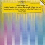 BACH - Preston - Toccata, adagio et fugue pour orgue en do majeur BWV.56