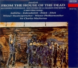 JANACEK - Mackerras - De la maison des morts