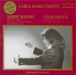 ROUSSEL - Tarditi - Psaume 80