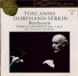 BEETHOVEN - Serkin - Concerto pour piano n°4 en sol majeur op.58